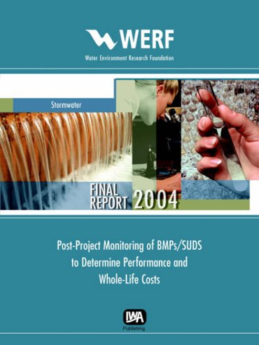 POST-PROJECT MONITORING OF BMP: WERF Report (Project 01-CTS-21T) (Werf Report S)