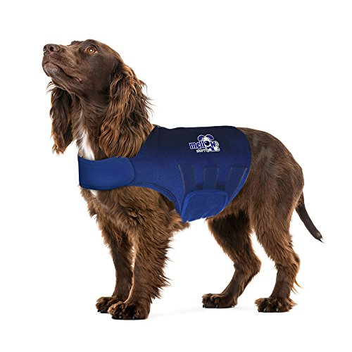 Mellow Shirt Dog Anxiety Calming Wrap, Large