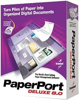 PaperPort Deluxe 8.0