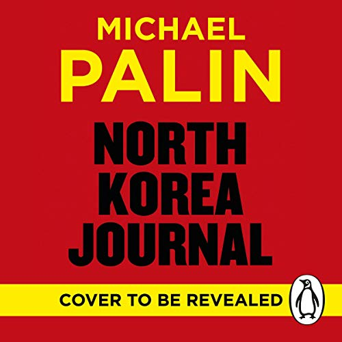 North Korea Journal audiobook cover art