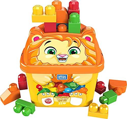 Mega Bloks Laughing Lion