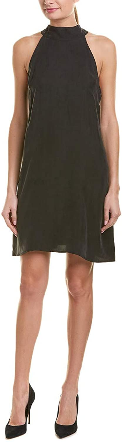 1.STATE Womens Halter Shift Mini Dress
