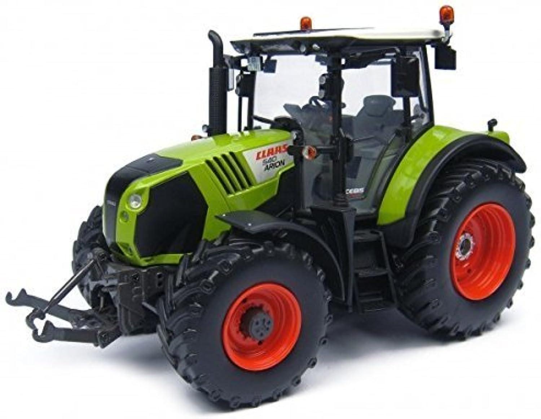 calidad auténtica Claas Arion Arion Arion 540 Diecast Model Tractor by Universal Hobbies  alto descuento