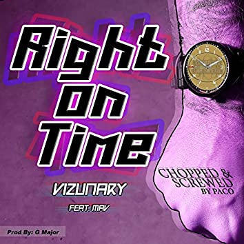 Right on Time (feat. Mav)  [By Paco]