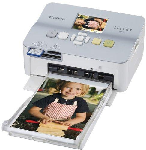 Canon SELPHY CP780 Compact Photo Printer