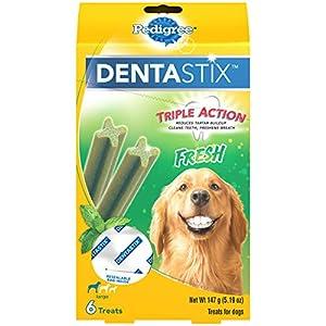 Pedigree Dentastix Fresh Treats for Large Dogs, 30+ pounds