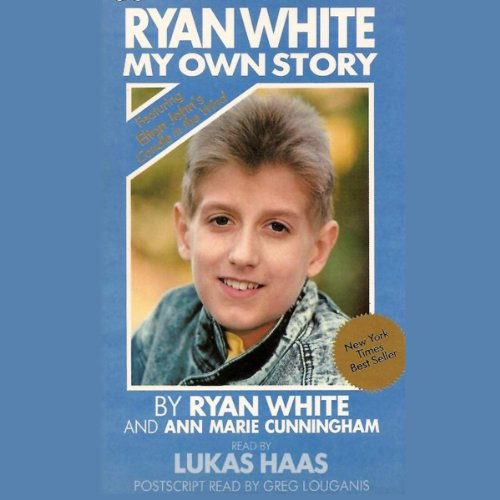 Ryan White audiobook cover art