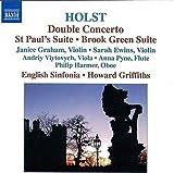 Doppelkonzert/St Paul S Suite - Graham