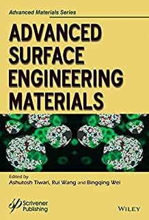 Advanced Surface Engineering Materials (Advanced Material Series)