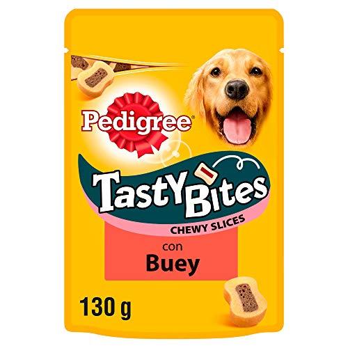 Pedigree Snacks Tasty Mini para educar a tu perro sabor buey y ave (130g)