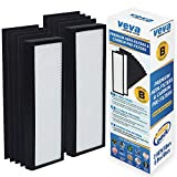 Best Air Vent Filters - Premium 2 HEPA Filters and 8 Pack of Review