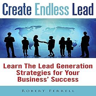 Create Endless Lead audiobook cover art
