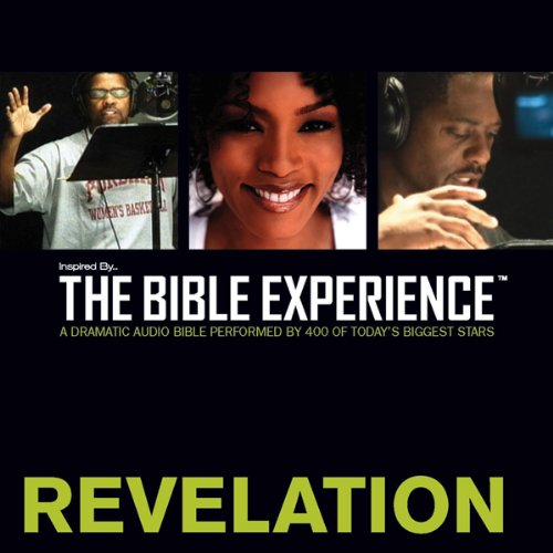 Inspired By … The Bible Experience Audio Bible - Today's New International Version, TNIV: (40) Revelation audiobook cover art