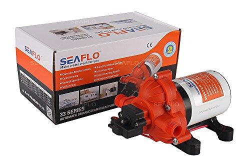 Seaflo 11,6 LPM watersysteem pomp