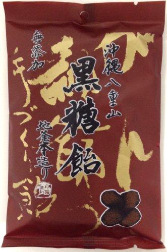 井関食品『八重山黒糖飴』