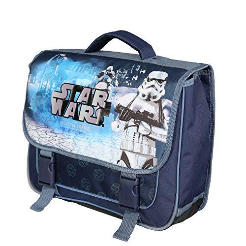 Cartable 38 cm Star Wars Bleu Bagtrotter