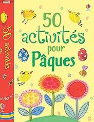 Livre 50 activités pour Pâques