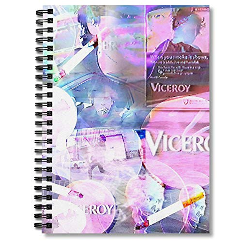 Spiral Notebook Mac Demarco Collage Composition Notebooks Journal With Premium Thick Wide Ruled Paper