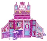 Product Image of the Barbie Mariposa and The Fairy Princess Castle Playset
