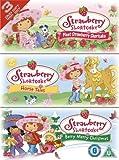 Meet Strawberry Shortcake/Horse Tales/Berry Merry Christmas