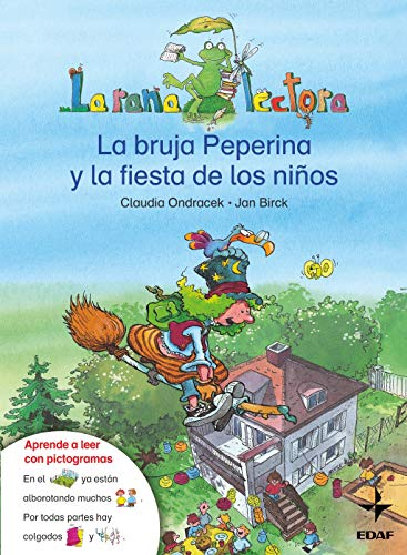 La bruja Peperina y la fiesta / Witch Peperina and the Party