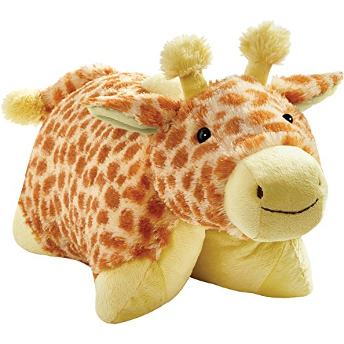 Pillow Pets Originals Jolly Giraffe 18' Stuffed Animal Plush Toy