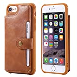 Ulak Iphone 6 Case Leather Wallets