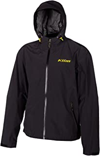 Klim Stow Away Motocross Jacket - Black - Small