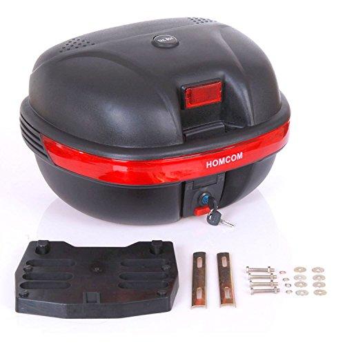 Baul Moto Topbox Topcase 35L