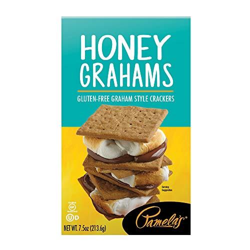 Pamela's Products Gluten Free Honey Graham Crackers, 7.5 oz