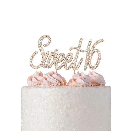 Sweet Sixteen Cake Amazon
