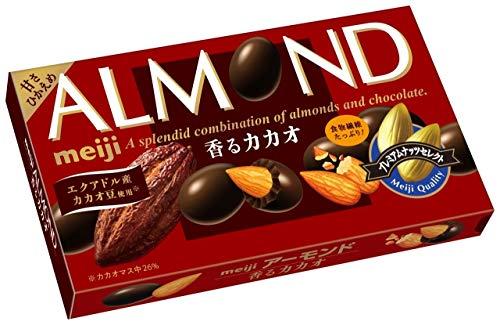 アーモンドチョコレート 香るカカオ 10箱