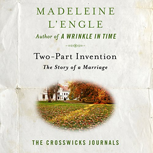 Two-Part Invention audiobook cover art