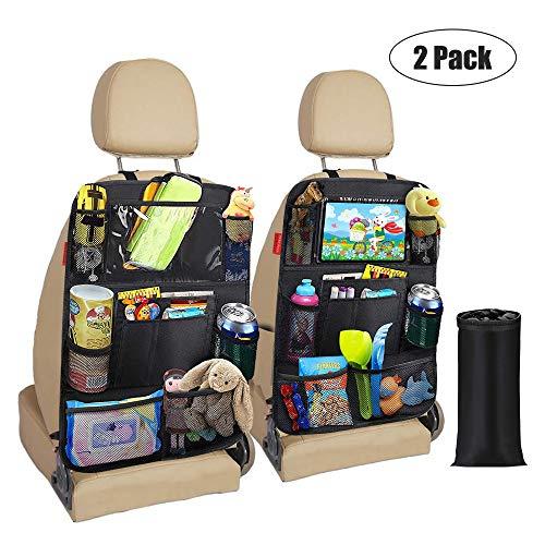 Sumex Niños /& Baby a la carretera de asiento trasero coche organizador de bolsa de almacenamiento ordenado