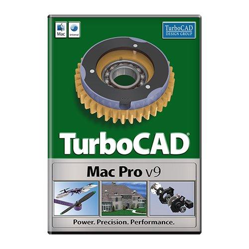 TurboCAD Mac Pro version 9 [Mac Download]