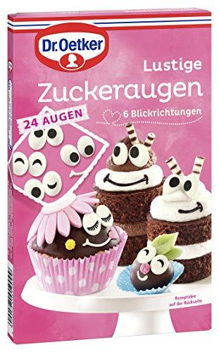 Dr. Oetker Zuckeraugen