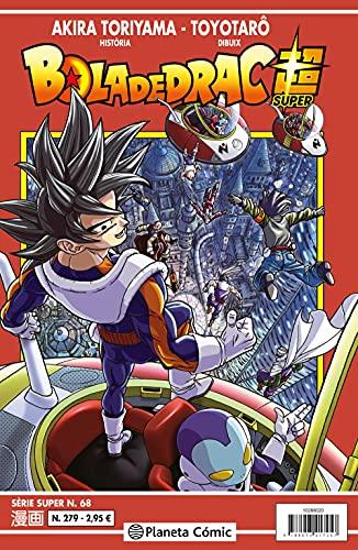 Bola de Drac Sèrie Vermella nº 279 (Manga Shonen)