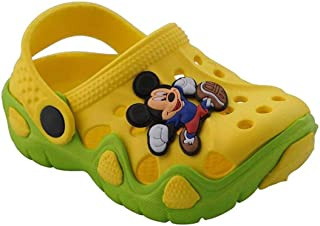 Arete Clogs Sandals for Kids Boys and Girls 3 to 6 Years Mickey