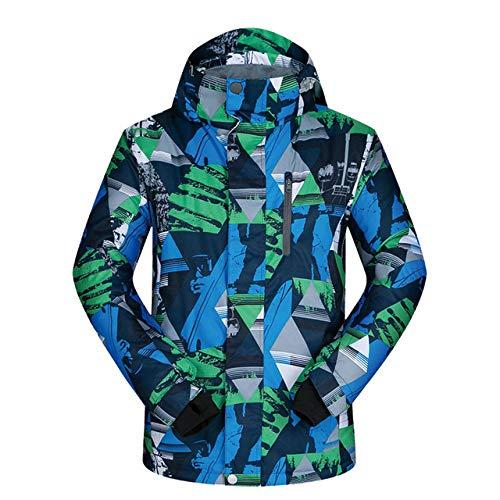 GkDDZH Ski-jack, winter, warm, winddicht, waterdicht, outdoor, sport, snowboard, skimantel, broek, skipak
