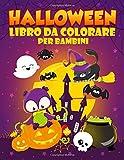 Halloween: Libro da colorare per bambini: 35 splendide illustrazioni per bimbi da 3 a 10 anni.