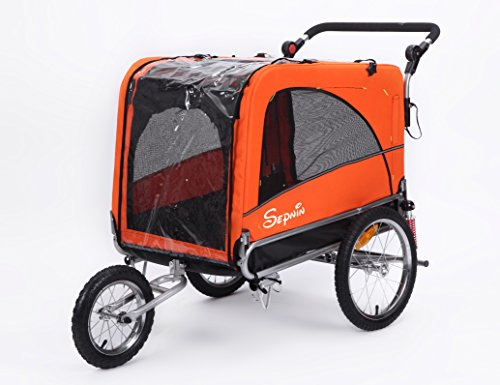 Bicycle Pet Trailer