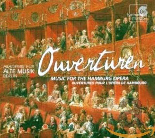 Ouvertüren für die Hamburger Oper