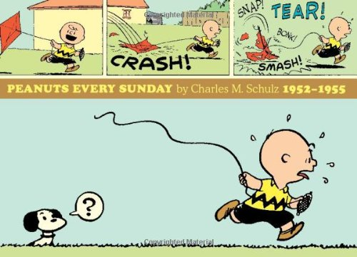 Image of Peanuts Every Sunday: 1952-1955