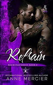 REFRAIN: A Rockstar Romance - m/m by [Anne Mercier, Wander Aguiar]