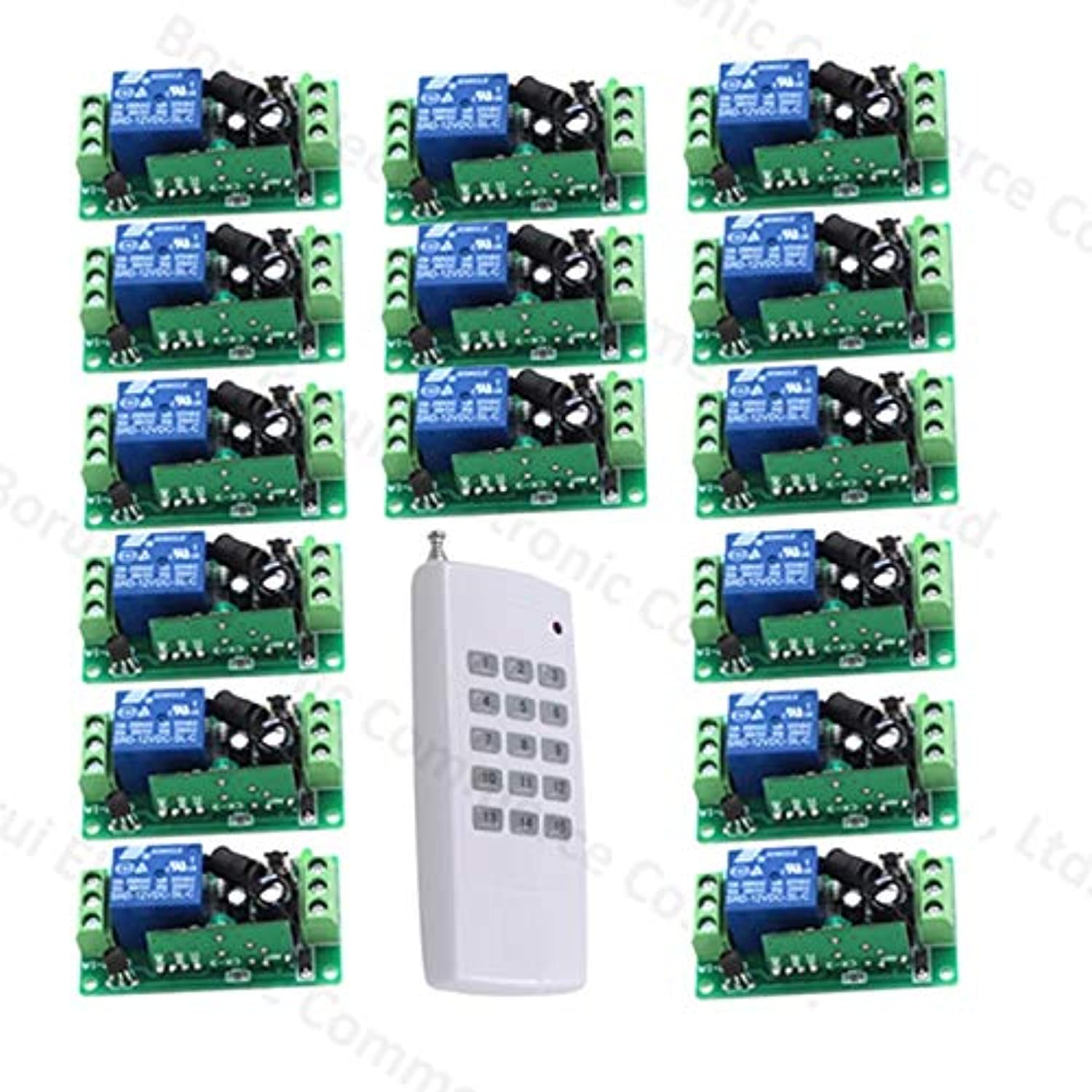 High High High Quality New 12V 10A 1 Channel Wireless Relay