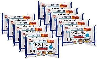 【まとめ買いセット】 セスキの激落ちくんシート リビング用 20枚入×10個セット SS-225