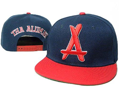 2016 neue Art und Weise Tha Alumni Cap (Navy.red Logo mit Red Brim)