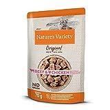 Nature's Variety Original No Grain - Paté para Gatos Adultos con Buey y Pollo 70 g