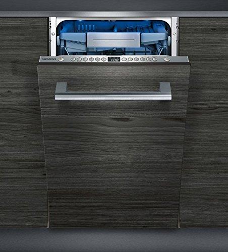 Siemens SR656X01TE Geschirrspüler Vollintegriert / A+++ / 188 kWh/Jahr / 2660 L/jahr / 10 kg / Wärmetauscher / Wechselspül-Technik