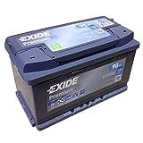 EXIDE PREMIUM Carbon Boost EA 900 12V 90AH batterie de démarrage Nouveau modèle 2014/15